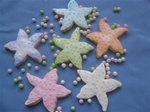 Starfish Cookie Favors