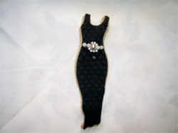 Heather Evening Party Dress Cookie