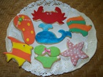 Beach Cookie Gift Box