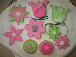 Flower Cookie Gift Box