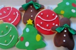 Christmas Cookie Gift Box