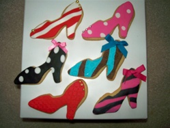 Shoe Cookie Gift Box